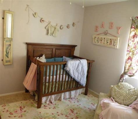 deco de la chambre bebe fille sans rose en  idees super