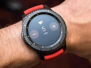 Samsung Gear S3 Smartwatch Review: Design + Functionality ...