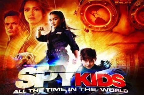 spy kids    time   world wallpaper