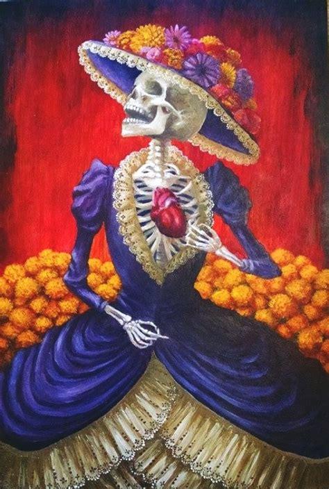 dia de muertos on Tumblr