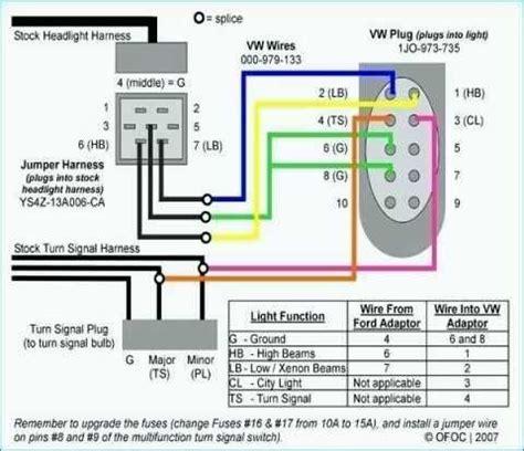 2000 Beetle Radio Wiring Diagram by Vw Beetle Headlight Fuse