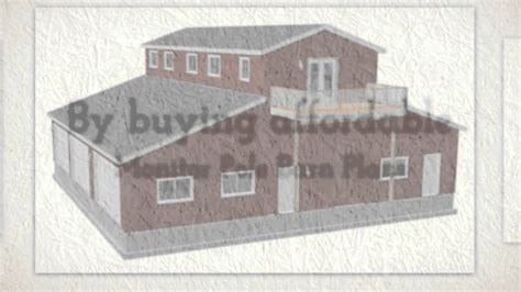 pole barn with living quarters floor plans joy studio