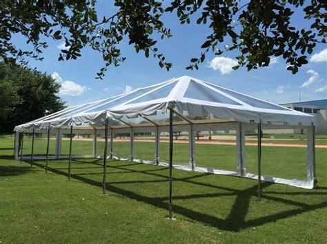 pvc combi party tent    clear heavy duty wedding carport canopy ebay