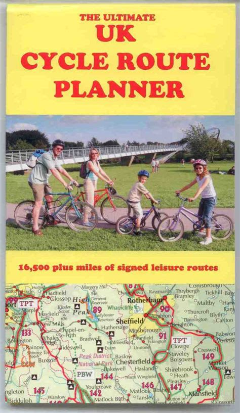 Uk Cycle Route Planner  Bike Ride Maps
