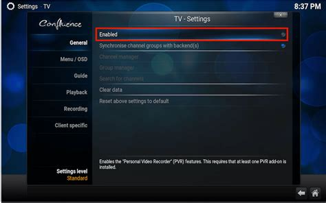 best pvr client how to setup pvr iptv simple client on kodi best android