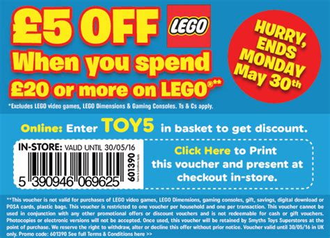 51826 Smyths Store Promo Code by Smyths Toys Promo Code June 2017 Wow