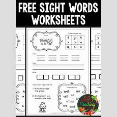 Best 25+ Sight Words Ideas On Pinterest  Sight Word Activities, Sight Words For Kindergarten