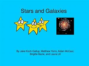 PPT - Stars and Galaxies PowerPoint Presentation - ID:5578150