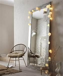 Miroir De Chambre : deco miroir chambre id es de d coration int rieure french decor ~ Teatrodelosmanantiales.com Idées de Décoration