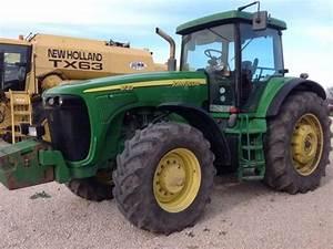John Deere 8120 8220 8320 8420 8520 Tractors Official