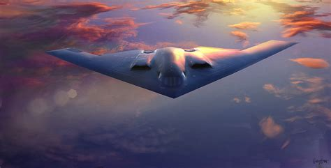Northrop Grumman B 2 Spirit, Hd Planes, 4k Wallpapers