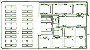 1993 Mercedes Benz 500sel Fuse Box Diagram  U2013 Auto Fuse Box