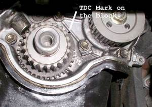 1995 Toyota Tercel Timing Belt Diagram
