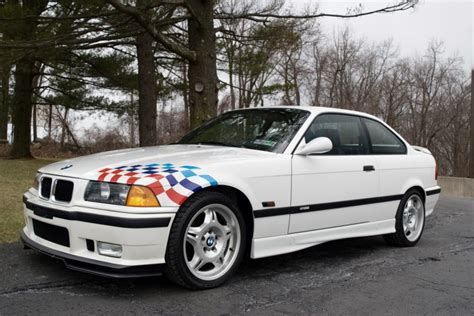 Bmw M3 1995 by 100 Mile 1995 Bmw M3 Lightweight For Sale On Bat Auctions