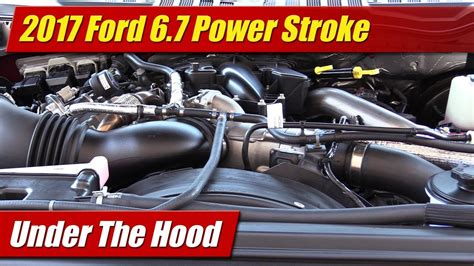 2017 Ford 6 7 Specs by The 2017 F Series 6 7 Power Stroke Diesel