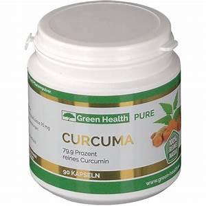 Nahrungsergänzungsmittel curcuma
