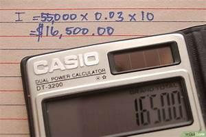 Zinsen Berechnen Tage Formel : einfachen zins berechnen wikihow ~ Themetempest.com Abrechnung
