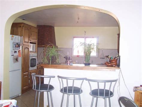exemple cuisine ouverte exemple décoration cuisine ouverte