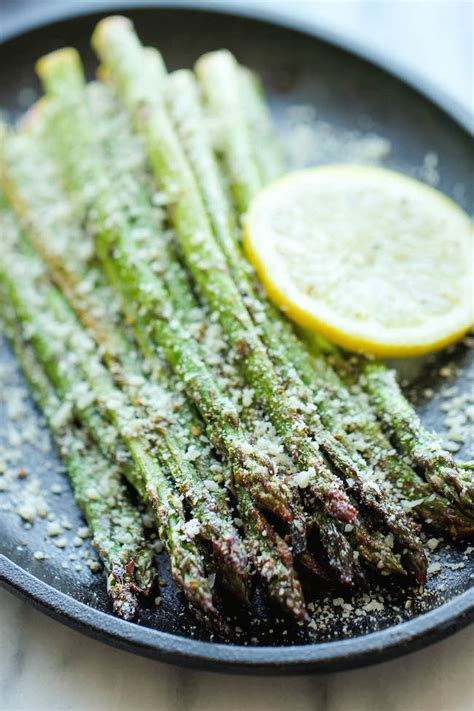 asparagus parmesan recipes air recipe lemon dish side fryer delicious healthy belly garlic easy cheese painting thanksgiving still baked vogue