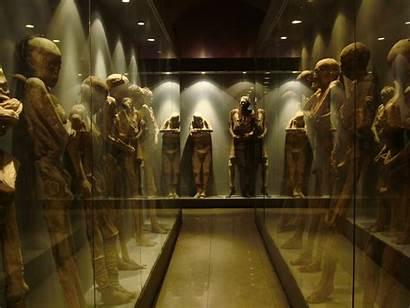 Guanajuato Mummies Mexico Museum Momias