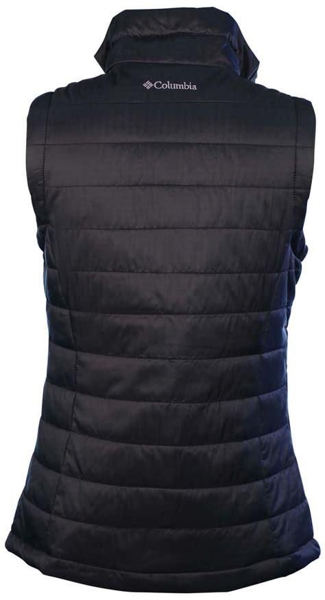 columbia morning light ii columbia women 39 s morning light ii omni heat vest ebay