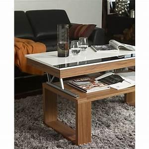 Table Basse Qui Monte : table basse qui monte ~ Medecine-chirurgie-esthetiques.com Avis de Voitures