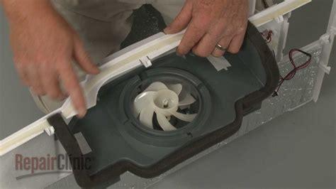 Lg Refrigerator Noisy Evaporator Fan Blade 5901ja1021a