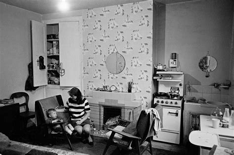 Kitchen House Leeds by Photos Of Working Class Housing In Leeds 1969 72