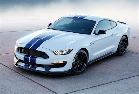 2016 Ford Mustang Shelby Gt350 To Sport A ,995 Price