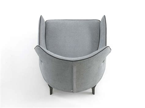 Crosby Fabric Armchair By Frigerio Poltrone E Divani