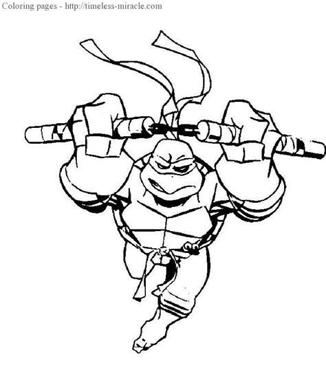 michelangelo coloring pages timeless miraclecom