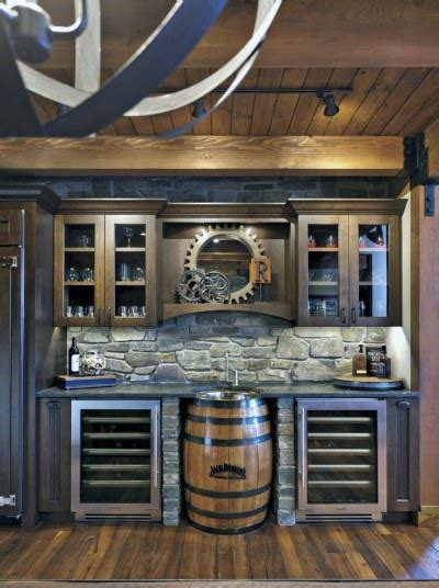 top   rustic basement ideas vintage interior designs