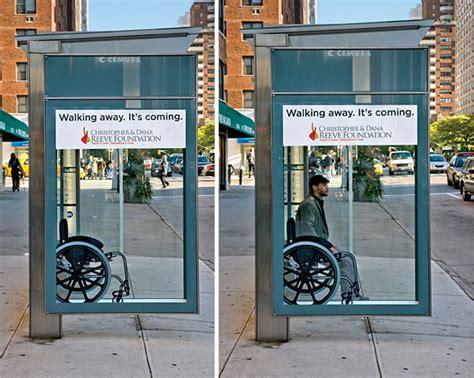 50 creative exles of bus stop ads designbump