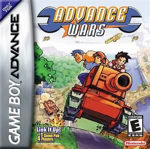 Advance Wars Game Boy Advance IGN