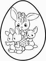Easter Egg Coloring Wielkanocne Pasqua Colorare Uovo Blank Jajko Paasei Pascua Osterei Uova Kartki Disegni Template Huevo Kolorowanki Printable Disegno sketch template