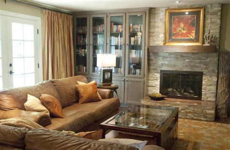 Houzz Living Rooms Traditional by Perry 169 2012 Houzz Traditional Living Room