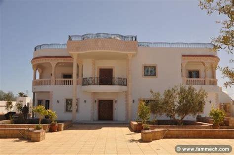 plan cuisine tunisienne immobilier tunisie vente maison midoun villa a