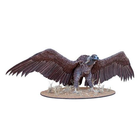 cinereous vulture statue wild life replica