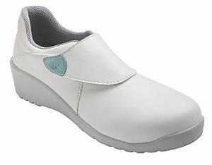 Chaussure De Securite Cuisine Femme : chaussure de s curit femme sophie blanc taille 36 nord 39 ways ~ Farleysfitness.com Idées de Décoration