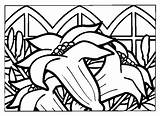 Coloring Easter Religious Christian Colouring Printable Egg Roll History Lilies sketch template