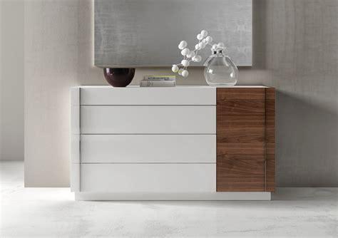 white lacquer dresser lisbon white lacquer walnut dresser contemporary by