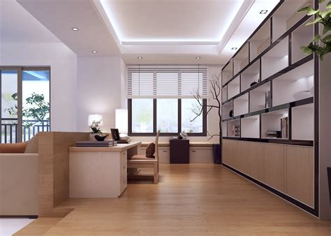 Office Room : Amazing Of Home Office Room D Model Ddc C D C Dfcaa On Of