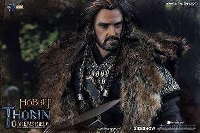 Thorin Hobbit Oakenshield Figure Scale Asmus Sideshow