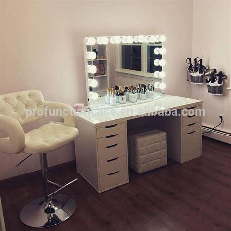 fourniture de bureau design maison chambre meubles de luxe éclairage maquillage miroir