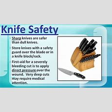 Kitchen Safety With ®  Ppt Video Online Download