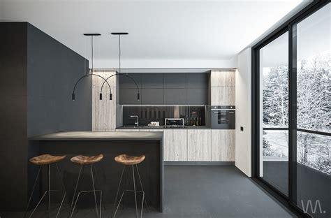 variety  minimalist kitchen designs    tips   arrange  perfectly  modern
