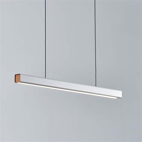 Linear Pendant Light Fixtures by Mumu Led Linear Suspension Pendant Light In 2019