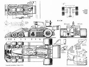 Tyrell P34 Schematic  1