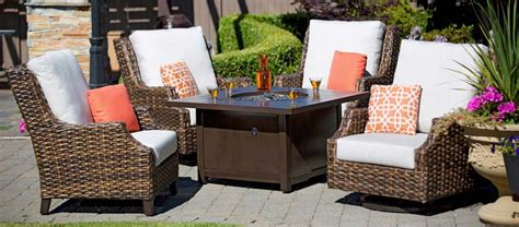 whidbey island outdoor wicker collection