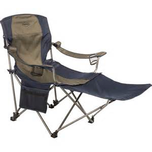 kamp rite folding chair with removable foot rest cc231 b h